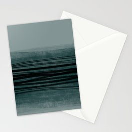 Grey lines Stationery Cards