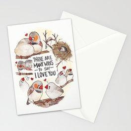 Bird no. 276: Many Ways Stationery Cards