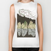 hawaiian Biker Tanks featuring first hawaiian by thefleafarm (Amy Wright)