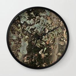 Mohawkite Wall Clock