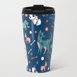 Doggie Spots Travel Mug
