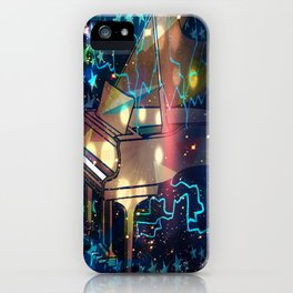 Baby Grand Space iPhone Case
