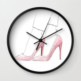 Christian Louboutin  Wall Clock