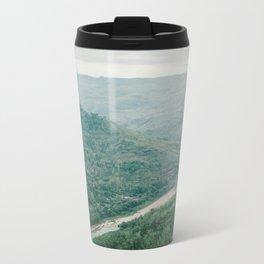 Winding Road Metal Travel Mug