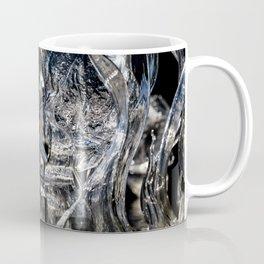 Wisps Glass Sculpture Coffee Mug
