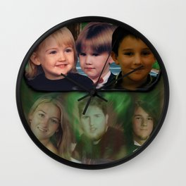 My Children Wall Clock