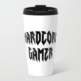 Hardcore gamer Travel Mug