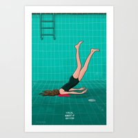 Typical Art Print
