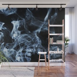 Swirling Wall Mural