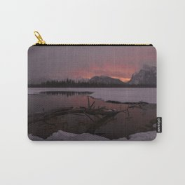 Vermillion Sunrise Two Carry-All Pouch