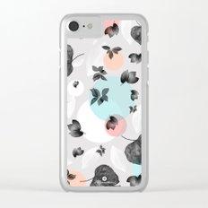 Leaf rain Clear iPhone Case