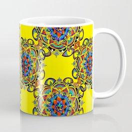 Mandala Bloom Coffee Mug