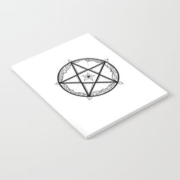 Pentacle Notebook