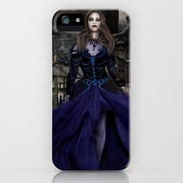 Drucilla iPhone Case