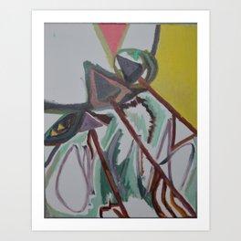 OMMA Art Print
