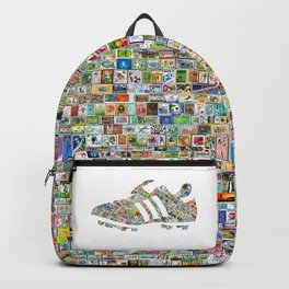 Philately Copa Mundial Soccer Cleats Backpack