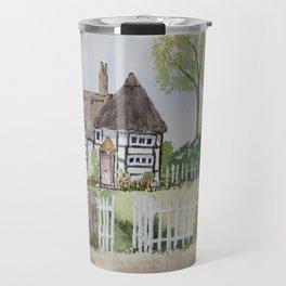 The picket fence Travel Mug
