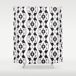 Pattern #2 Shower Curtain