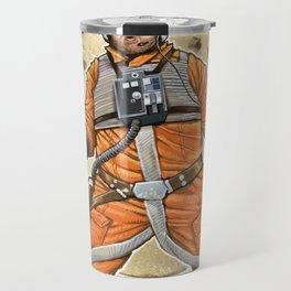 Red Six Saves the Galaxy Travel Mug