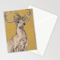 Eld's Deer Stationery Cards