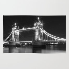 LONDON Tower Bridge Rug