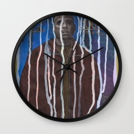 DEAD RAPPERS SERIES - Nate Dogg Wall Clock