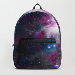 Jewel Tone Orion Nebula Backpack