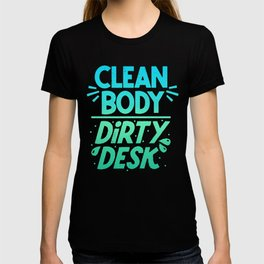 Clean/Dirty, Volume 2 T-shirt
