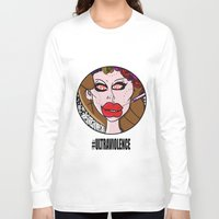 ultraviolence Long Sleeve T-shirts featuring Fame Kills  by Luc Étrier