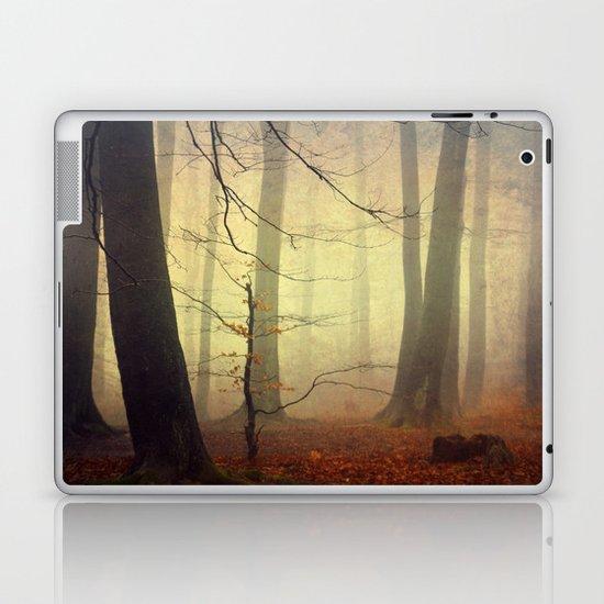 Forest Glow Laptop & iPad Skin