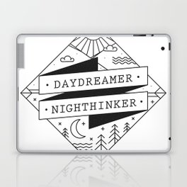 daydreamer nighthinker II Laptop & iPad Skin