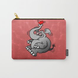 Fly me to the Moon Elephant Carry-All Pouch