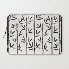 Black Bamboo Laptop Sleeve