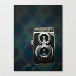 Ricohflex #2 Canvas Print