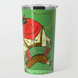 The Polka Dot Travel Mug
