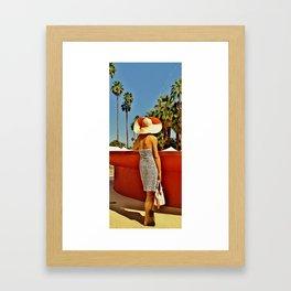 Palm Springs, 2014 Framed Art Print