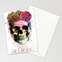 Good Mourning Stationery Cards