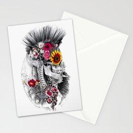 Momento Mori Punk Stationery Cards