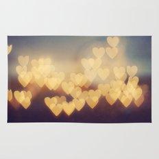 Bright New Love Rug