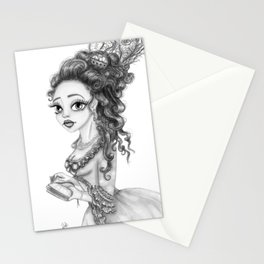 Queen Marie Stationery Cards