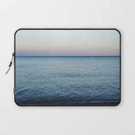 Sea. Evening Calm Laptop Sleeve