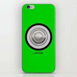 Keep on Rollin' - #2 Kustom iPhone Skin