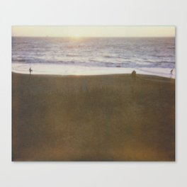 Baker Beach, San Francisco 3 Canvas Print