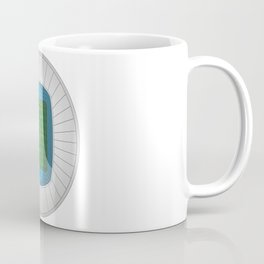 Football Stadium Coffee Mug