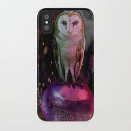 Labyrinth Owl iPhone Case