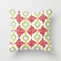 matisse Throw Pillows featuring Matisse inspired  by ottomanbrim