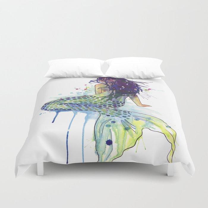 Mermaid Bettbezug