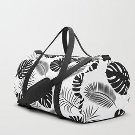 TROPICAL LEAVES 7 Duffle Bag