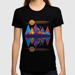 Mountain Scene #9 T-shirt