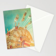 Around We Go Stationery Cards